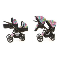 FREESTYLE Onyx Tandem 2 in 1