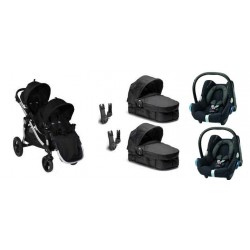 Baby Jogger City Select 3 in 1 Maxi Cosi Cabriofix