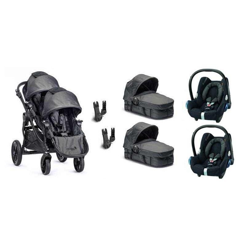 baby jogger city select 3 en 1 maxi cosi cabriofix. Black Bedroom Furniture Sets. Home Design Ideas