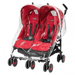 Raincover for Peg Perego Pliko Twin Mini
