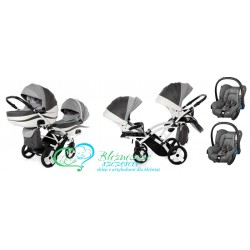 TAKO Moonlight Żakard Duo Slim 3 w 1 Maxi Cosi Citi