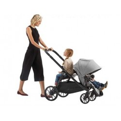 Baby Jogger City Select Lux + dostawka