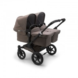 Bugaboo Donkey3 Twin Mineral Taupe 2w1