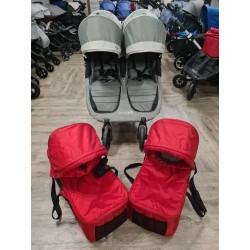 Baby Jogger City Mini Double GT 2w1 używany