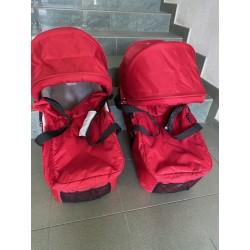 Gondole Baby Jogger City Mini Double używane