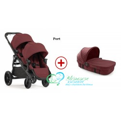 Baby Jogger City Select LUX kolor PORT