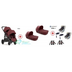 Baby Jogger City Select Lux 4w1 Avionaut Kite isofix