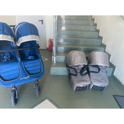 Uźywany Baby Jogger City MIni Double GT
