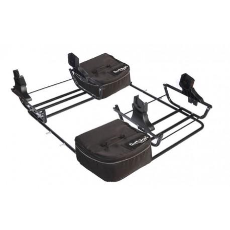 Adapter do fotelików Maxi Cosi do wózka Dorjan
