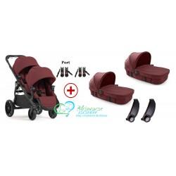 Baby Jogger City Select dla bliźniaków