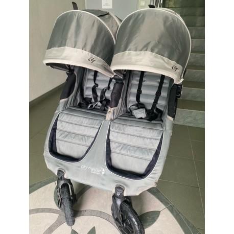 Używany Baby Jogger City Mini Double Gt