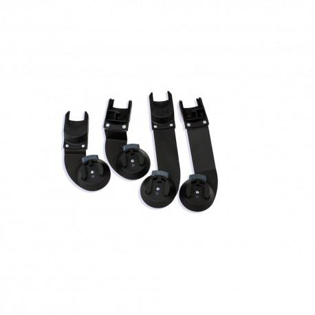 Bumbleride Zestaw adapterów do fotelików ( 2 kpl)