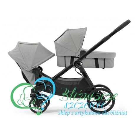 Baby Jogger City Select dla bliźniaków teal