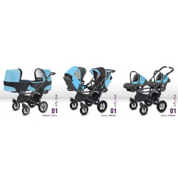 BABY ACTIVE TWINNI 3 in 1