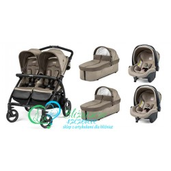 PEG PEREGO Book for Two 3 w 1 SL