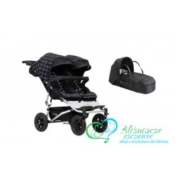Mountain Buggy Duet rok-po-roku