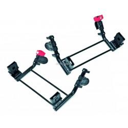TFK Lite/Trail 2 podwójny adapter do fotelików samochodowych