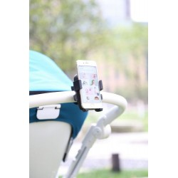 Uchwyt na telefon do wózka
