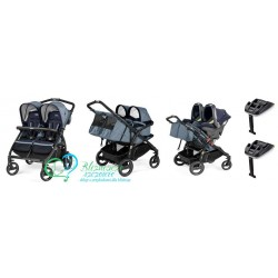 PEG PEREGO Book for Two 3 en 1