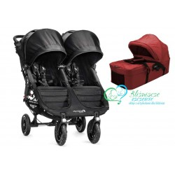 Baby Jogger City Mini Double GT rok-po-roku