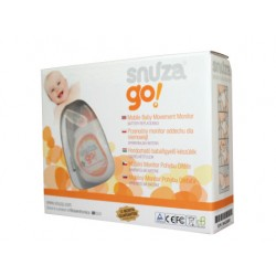 Mobile Baby Movement Monitors Snuza Go 2 szt LEASING