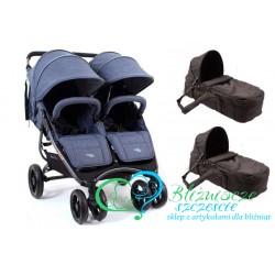 Valco Baby Snap Duo 2w1 miękkie gondole