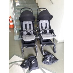 Używane łączone wózki Buprider Connect