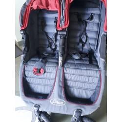 Używany Baby Jogger City Mini Double GT ze śpiworami