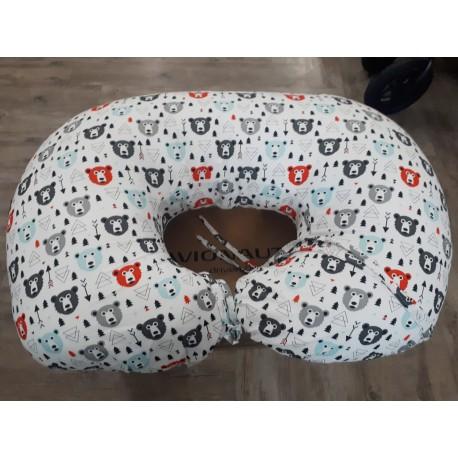 Używana poduszka do karmienia bliźniąt