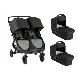 Baby Jogger City Mini Double GT2 2w1