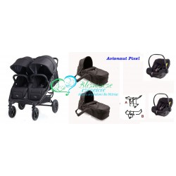 Valco Baby Snap Duo Sport Black Beauty