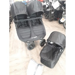 Baby Jogger City Mini Double GT z gondolą