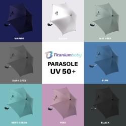 Parasolka przeciwsłoneczna do wózka