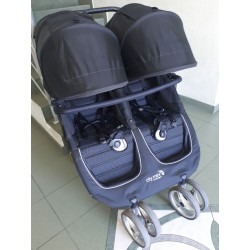 Baby Jogger City Mini Double używany