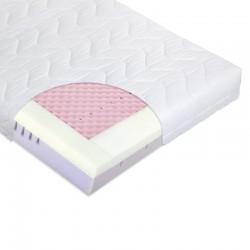 Materac do łóżeczka TRIO VISCO-COMFORT 120x60